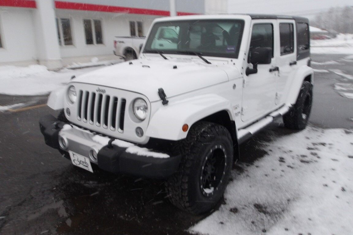 2017 Jeep Wrangler Unlimited Houlton ME