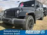 2017 Jeep Wrangler Unlimited 4WD 4dr Smoky Mountain *Ltd Avail*
