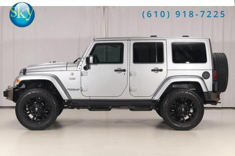 2017 Jeep Wrangler Unlimited 4WD 75th Anniversary West Chester PA