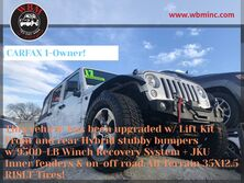 Jeep Wrangler Unlimited 4WD Unlimited 75th Anniversary 2017