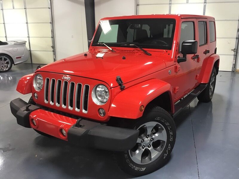 2017 Jeep Wrangler Unlimited 75th Anniversary Clarksville