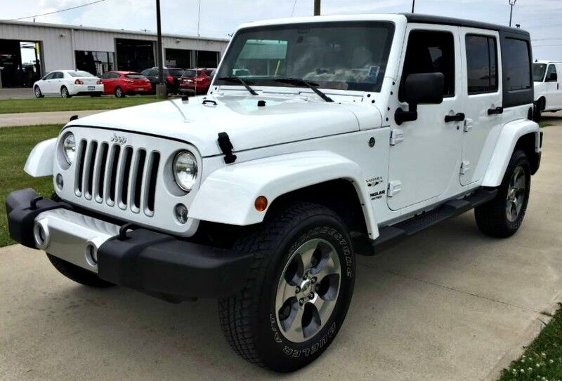 2017 Jeep Wrangler Unlimited 75th Anniversary