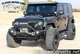 2017_Jeep_Wrangler Unlimited_75th Anniversary_ Lubbock TX
