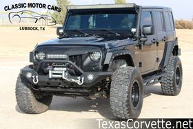2017_Jeep_Wrangler Unlimited_75th Anniversary_ Lubbock TX