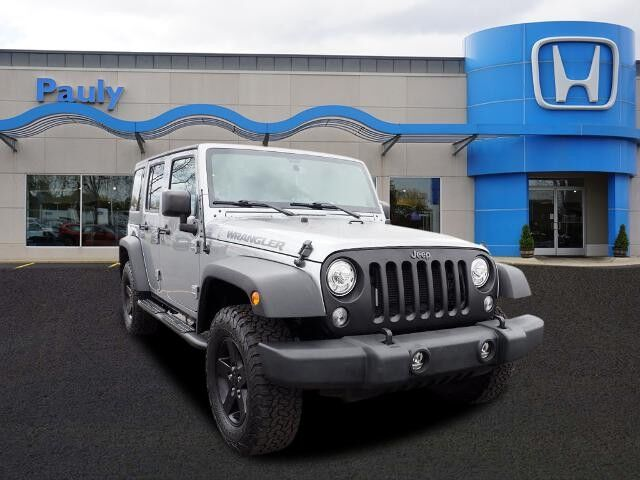 2017 Jeep Wrangler Unlimited Big Bear Libertyville IL