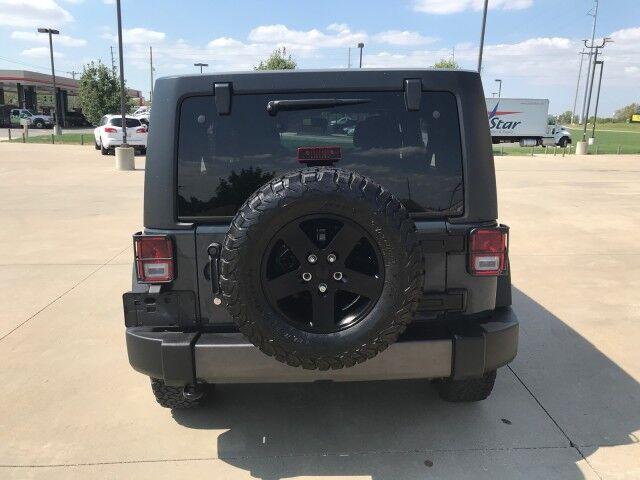 2017 Jeep Wrangler Unlimited Big Bear Wichita KS