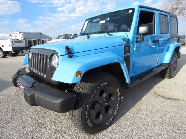 2017 Jeep Wrangler Unlimited Freedom Wichita Falls TX