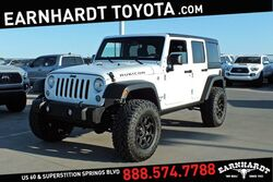 Jeep Wrangler Unlimited Rubicon 4WD *ONLY 2K MILES!* 2017