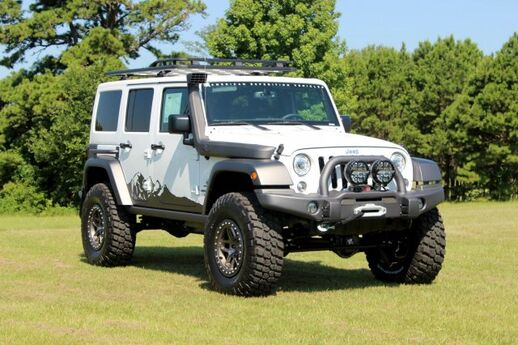 2017 Jeep Wrangler Unlimited Rubicon AEV 20th Anniversary Mineola TX
