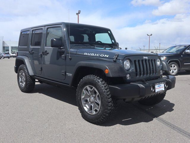 2017 Jeep Wrangler Unlimited Rubicon Grand Junction CO