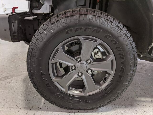 2017 Jeep Wrangler Unlimited Rubicon Greenwood Village CO