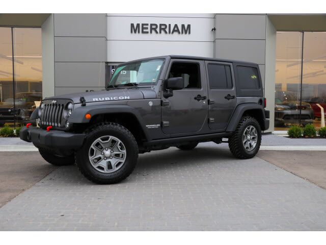 2017 Jeep Wrangler Unlimited Rubicon Merriam KS