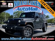 2017 Jeep Wrangler Unlimited Rubicon Miami Lakes FL