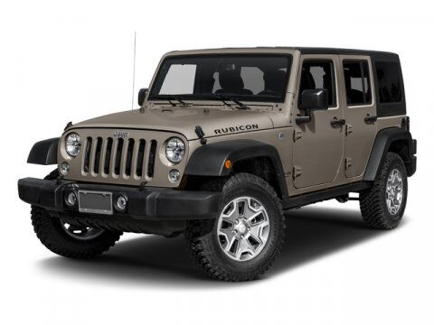 2017 Jeep Wrangler Unlimited Rubicon Recon New Braunfels TX