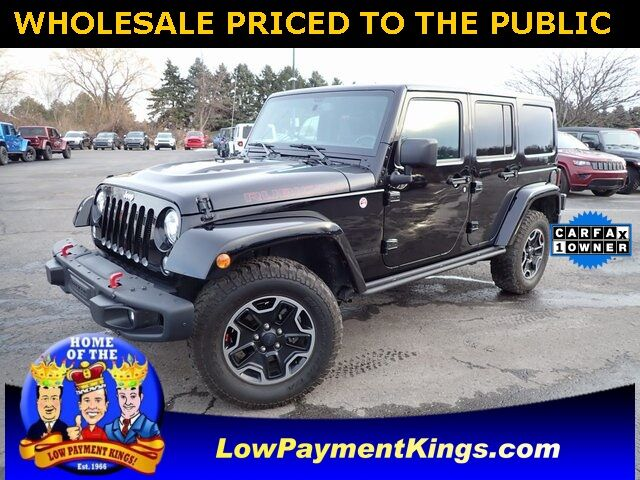 2017 Jeep Wrangler Unlimited Rubicon Monroe MI
