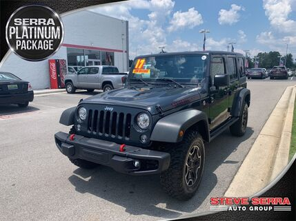 2017_Jeep_Wrangler Unlimited_Rubicon_ Birmingham AL
