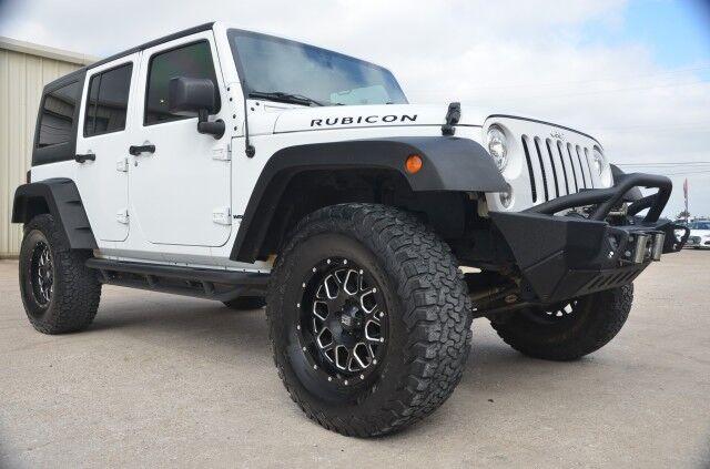 2017 Jeep Wrangler Unlimited Rubicon Wylie TX