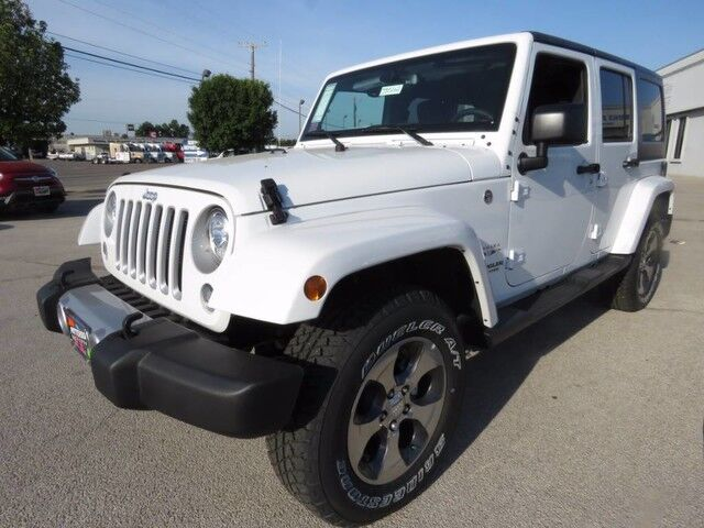 2017 Jeep Wrangler Unlimited Sahara Wichita Falls TX