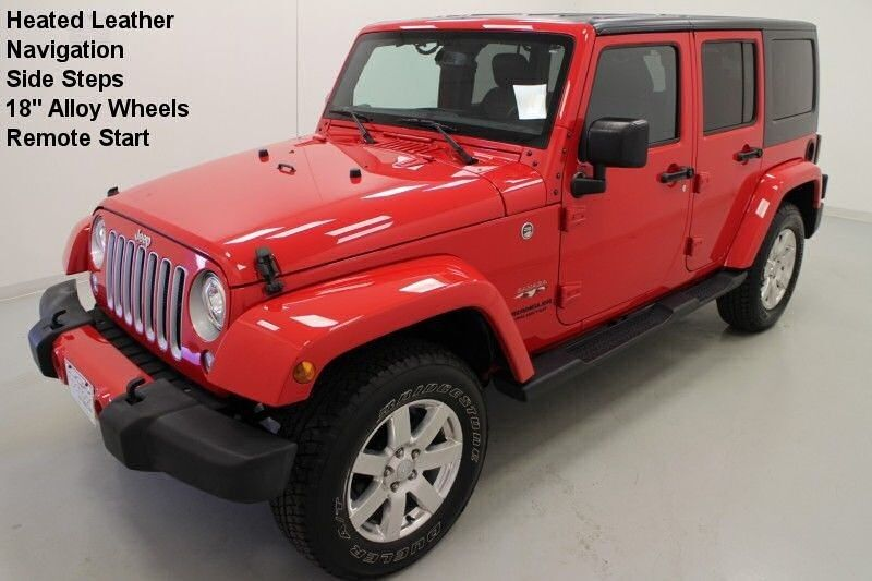 2017 Jeep Wrangler Unlimited Sahara 4WD Bonner Springs KS