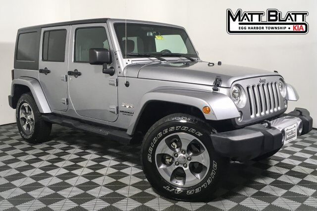 2017 Jeep Wrangler Unlimited Sahara Egg Harbor Township NJ