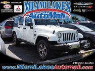 2017 Jeep Wrangler Unlimited Sahara Miami Lakes FL