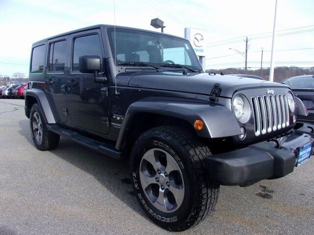 2017 Jeep Wrangler Unlimited Sahara Middletown NY