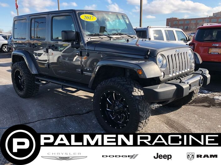2017 Jeep Wrangler Unlimited Sahara Milwaukee WI