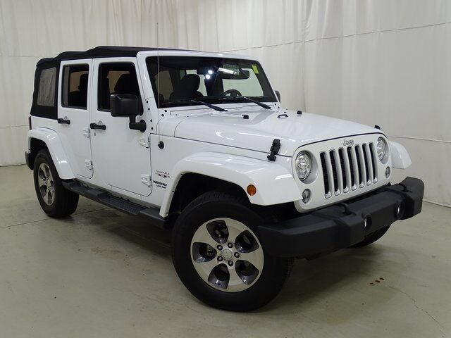 2017 Jeep Wrangler Unlimited Sahara Raleigh NC
