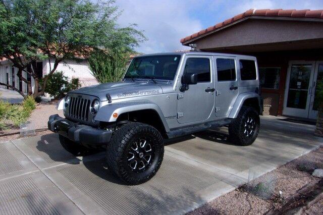 2017 Jeep Wrangler Unlimited Smoky Mountain Apache Junction AZ
