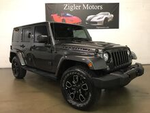 2017_Jeep_Wrangler Unlimited_Smoky Mountain Edition Navigation, One Owner Clean Carfax Very UNIQUE !_ Addison TX