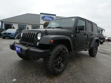 Jeep Wrangler Unlimited Sport- 4X4- HARD/SOFT TOP- WILLYS EDITION 2017