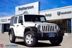 2017_Jeep_Wrangler Unlimited_Sport_ Wichita Falls TX