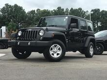 2017_Jeep_Wrangler Unlimited_Sport 4x4_ Cary NC