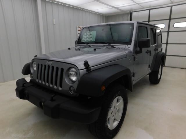 2017 Jeep Wrangler Unlimited Sport 4x4 Manhattan KS