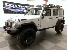 Jeep Wrangler Unlimited Sport, AEV Conversion, Snorkel, Winch, Blue Ox Tow Bar 2017