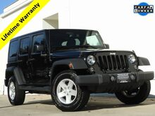 2017_Jeep_Wrangler_Unlimited Sport_ Bedford TX