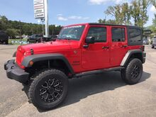 2017_Jeep_Wrangler Unlimited_Sport_ Clinton AR