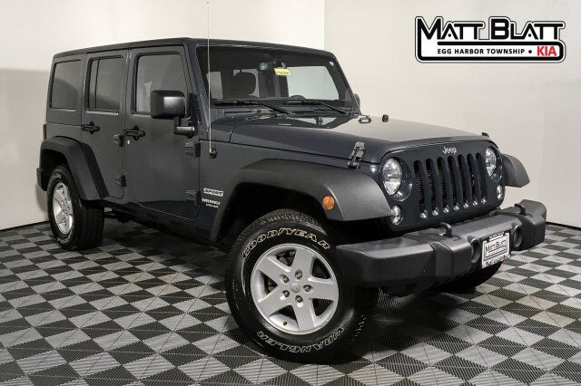 2017 Jeep Wrangler Unlimited Sport Egg Harbor Township NJ
