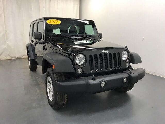 2017 Jeep Wrangler Unlimited Sport Holland MI