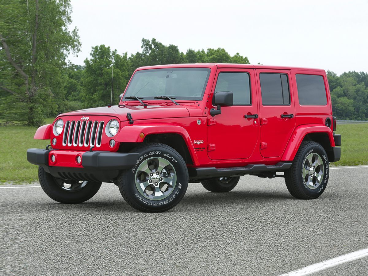2017 Jeep Wrangler Unlimited Sport Indianapolis IN