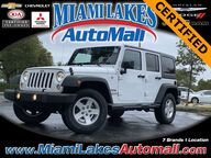 2017 Jeep Wrangler Unlimited Sport Miami Lakes FL
