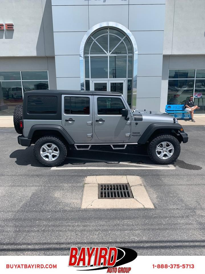 2017 Jeep Wrangler Unlimited Sport Kennett MO
