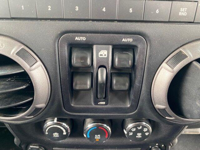 2017 Jeep Wrangler Unlimited Sport RHD Kernersville NC