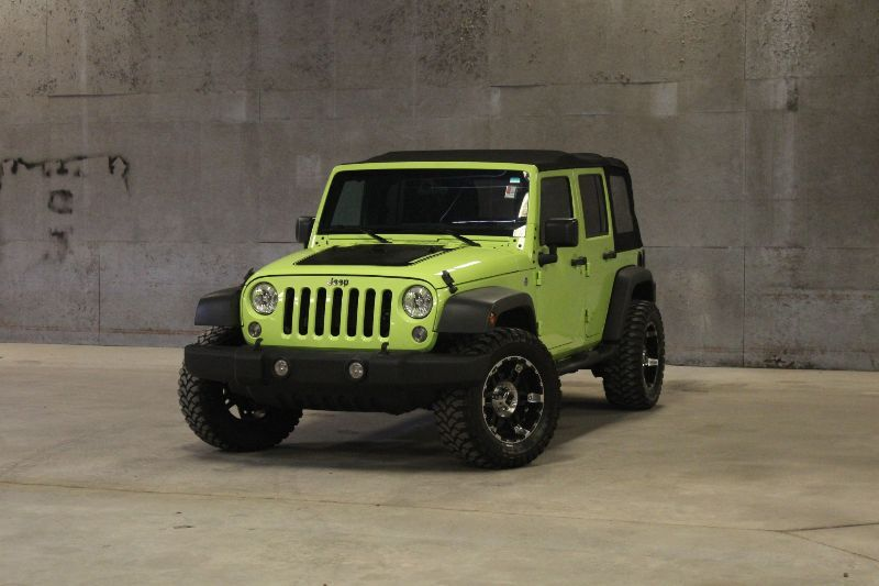 2017 Jeep Wrangler Unlimited Sport Rocky Mount NC