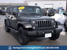 2017 Jeep Wrangler Unlimited Sport South Burlington VT