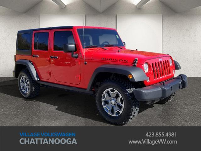 2017 Jeep Wrangler Unlimited Unlimited Rubicon Chattanooga TN