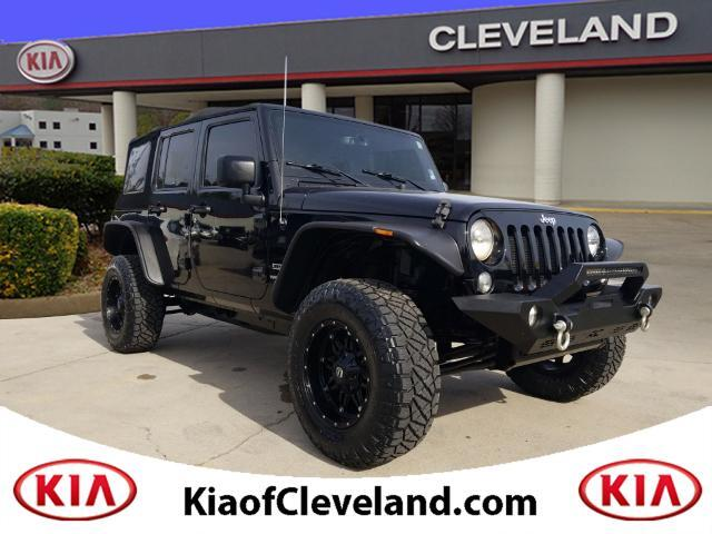 2017 Jeep Wrangler Unlimited Unlimited Sport S Chattanooga TN