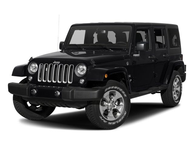 2017 Jeep Wrangler Unlimited Winter Raleigh NC