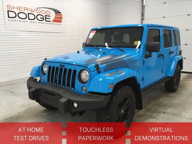 2017 Jeep Wrangler Unlimited Winter | HTD SEATS | NAV | WARRANTY+