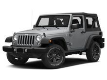 2017 Jeep Wrangler Willys Wheeler San Antonio TX